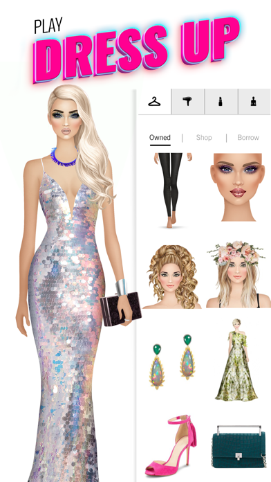 Covet Fashion - The Game for Shopping & Dress-Up App Profile