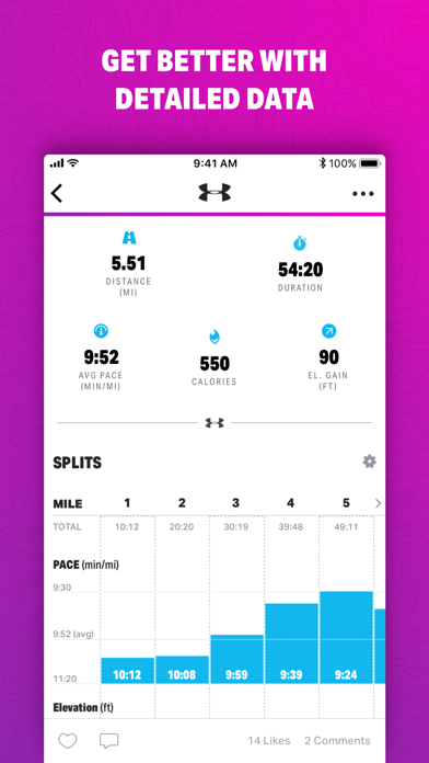 Map My Walk by Under Armour-1