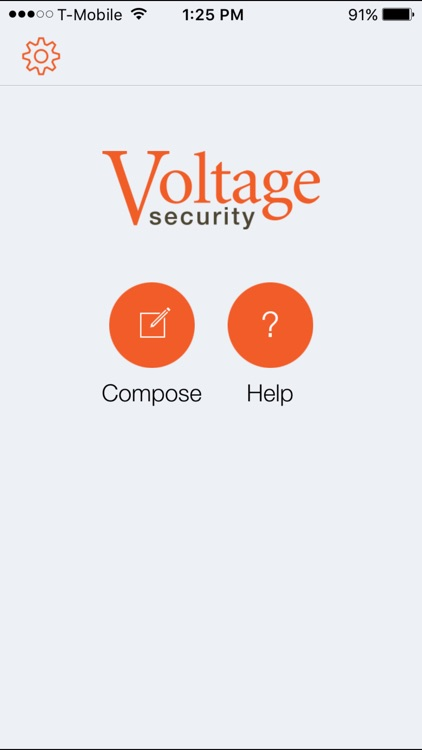 Voltage Mail for BlackBerry