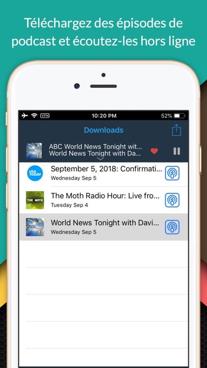 oiRadio France - Live radio screenshot-3