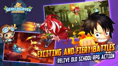 Genki Heroes screenshot one