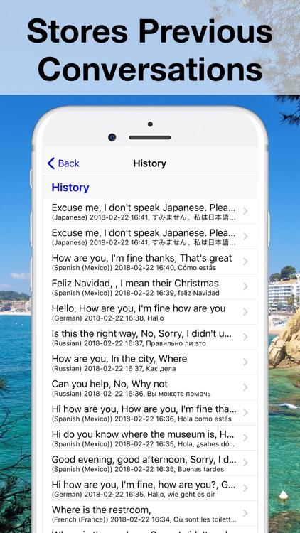 T2T Pro: Travel Conversations screenshot-4