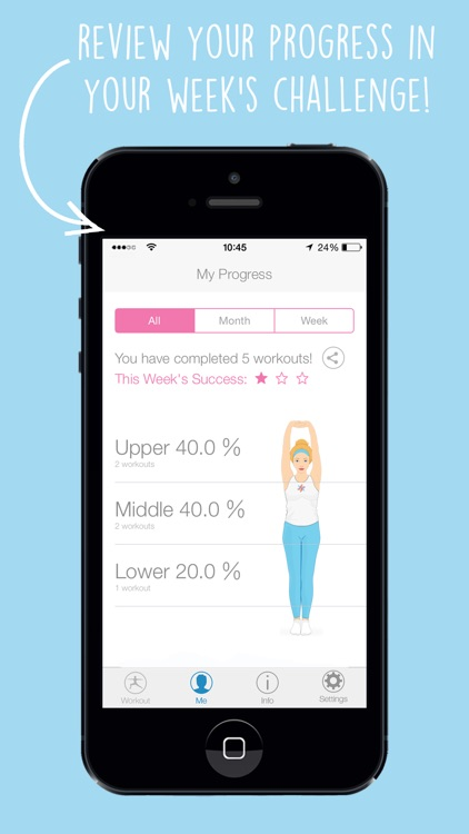 FitMama Pro Workouts for Mums screenshot-4