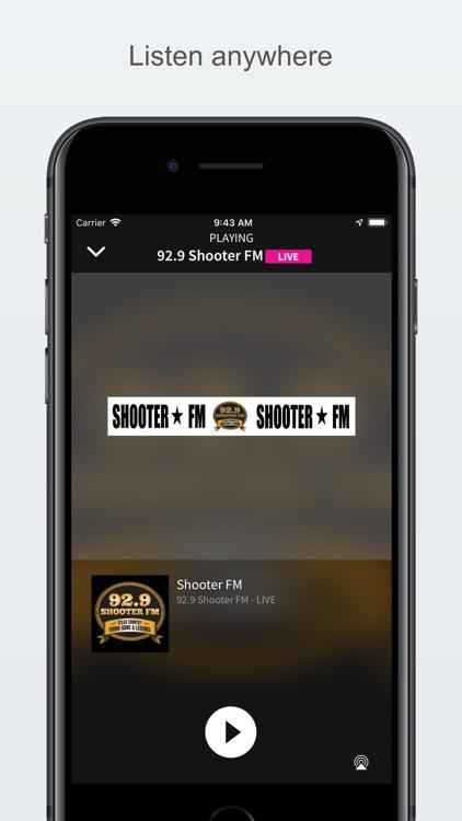 Shooter FM