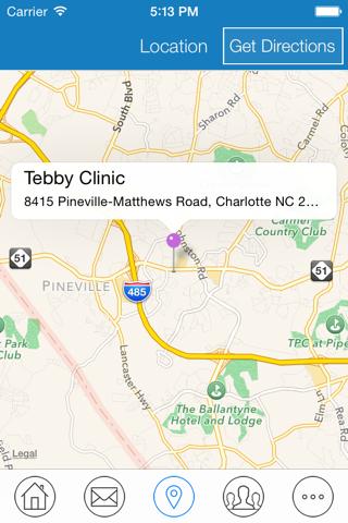 Tebby Clinic - náhled
