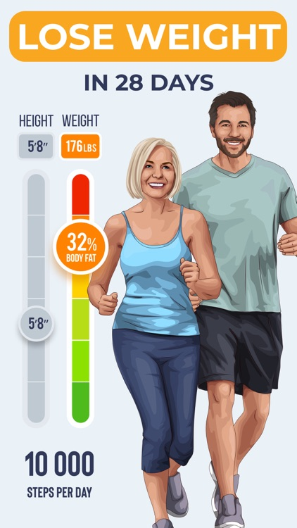 BetterMe: Walking Workouts
