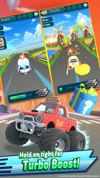 Oddbods: Turbo Run