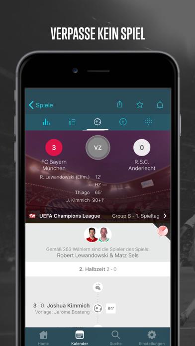 Screenshot for Forza Football in Switzerland App Store