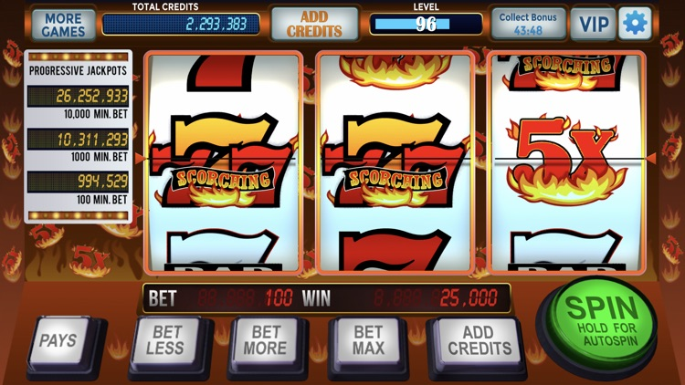 777 Slots Casino Classic Slots screenshot-6