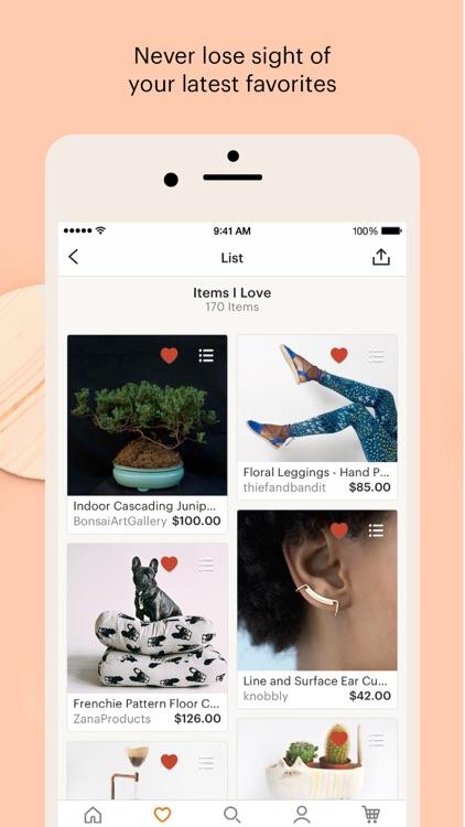 Etsy – Shop Creative screenshot-4