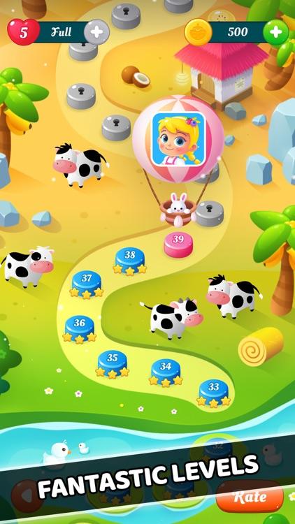 Fruit Swipe: Match 3 Puzzle screenshot-3