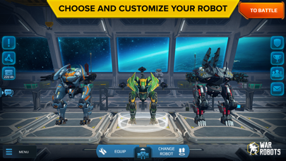 War Robots Multiplayer Battles - Revenue & Download