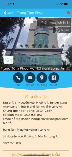 Long An Tourism