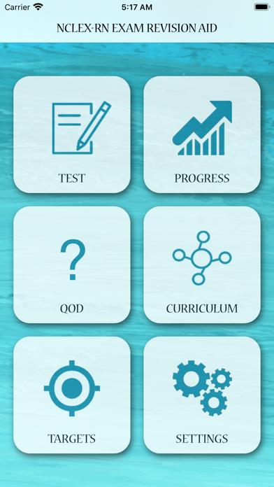 NCLEX RN Exam Revision Aid screenshot 1