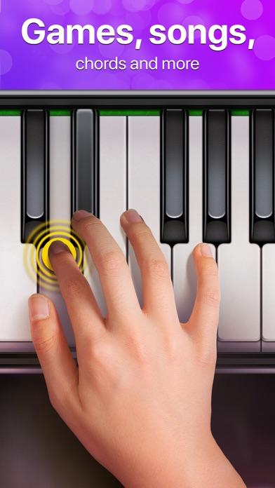 Screenshot for Piano: Songs & Simulator Game in New Zealand App Store
