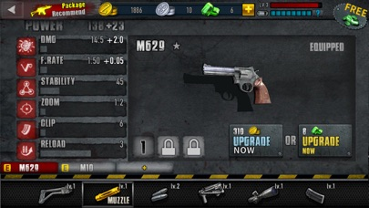 Screenshot for Zombie Frontier 3: Sniper FPS in Indonesia App Store