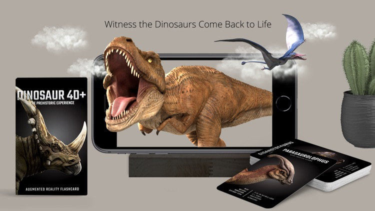 Dinosaur 4D+ screenshot-0