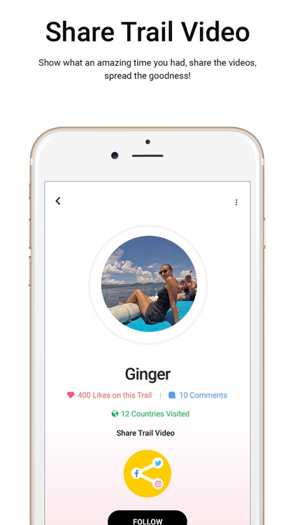 Yippee - Social Travel App screenshot-4