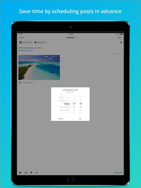 Hootsuite - Social Media Tools Screenshot 3
