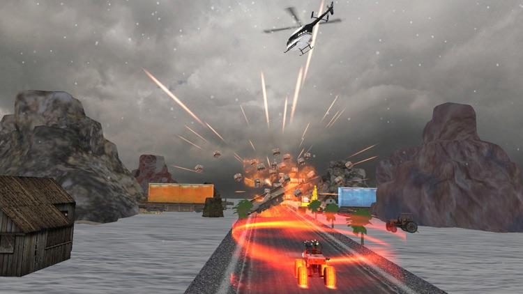Crazy Monster Truck Fighter 3D screenshot-3