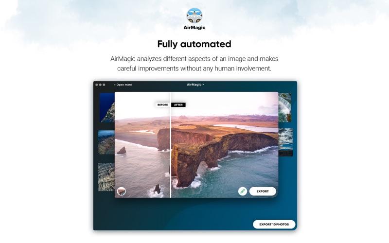 AirMagic Mac 破解版 Ps Lr无人机航拍效果改善软件-麦氪派(WaitsUn.com | 爱情守望者)