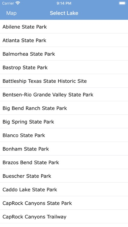 Texas State Parks! screenshot-3