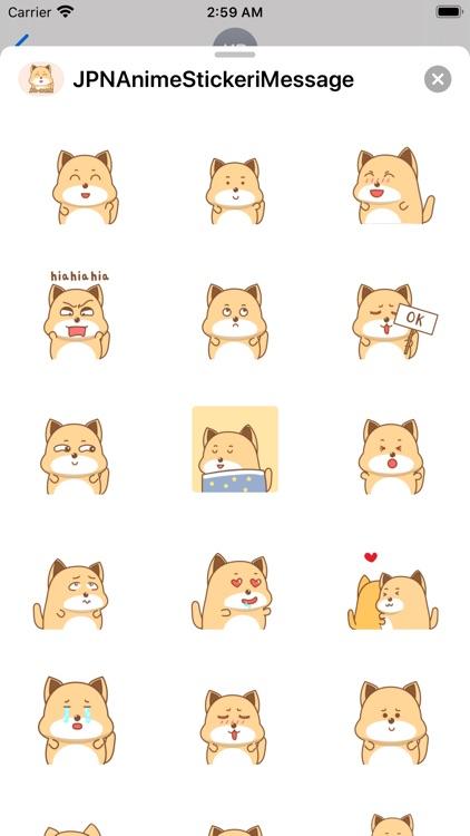 JPNAnime Sticker