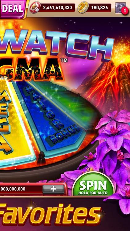 my KONAMI - Real Vegas Slots screenshot-5