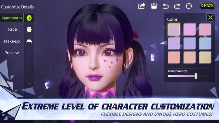 Cyber Hunter screenshot-4