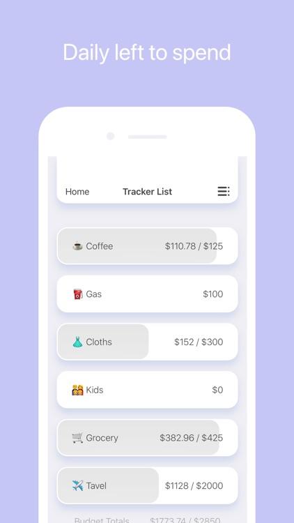 The Prax: Micro Budget Tracker