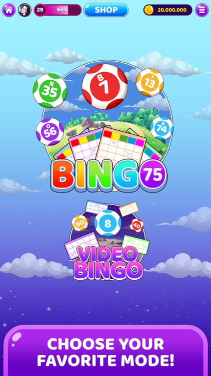 My Bingo! BINGO games online screenshot-1