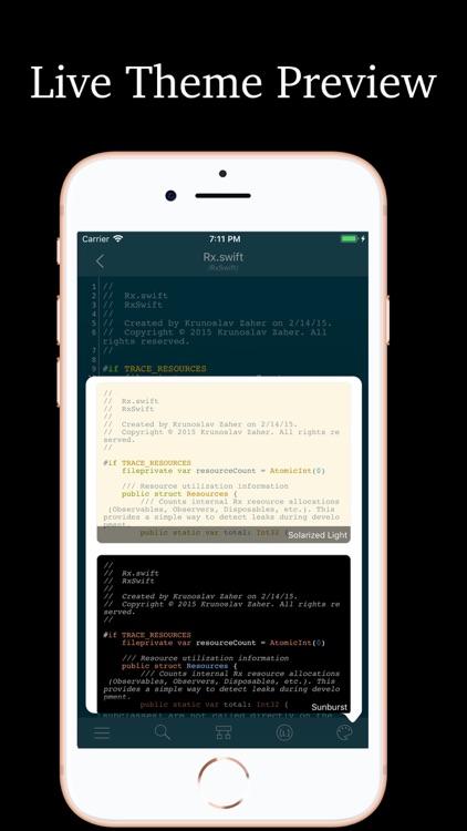 Socode - Source Code Viewer screenshot-4