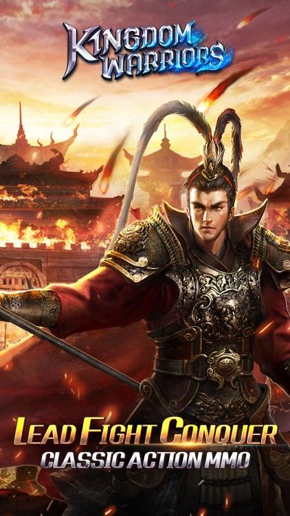 Kingdom Warriors-Classic MMO screenshot-0