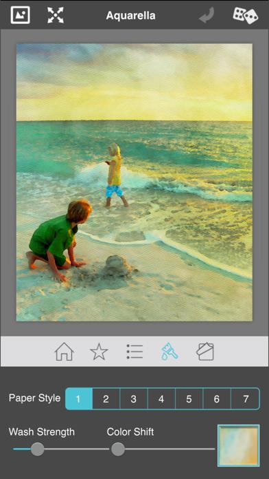 Aquarella Screenshots