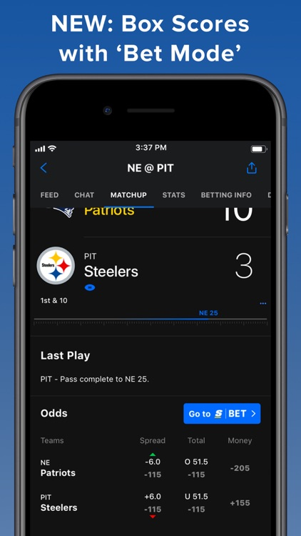 theScore: Sports News & Scores screenshot-2