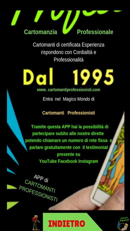 Cartomanti Professionisti screenshot-3