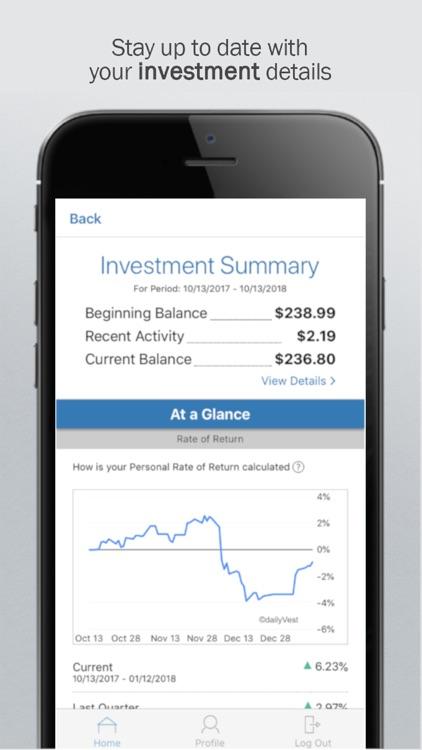 Paychex Benefit Account screenshot-3