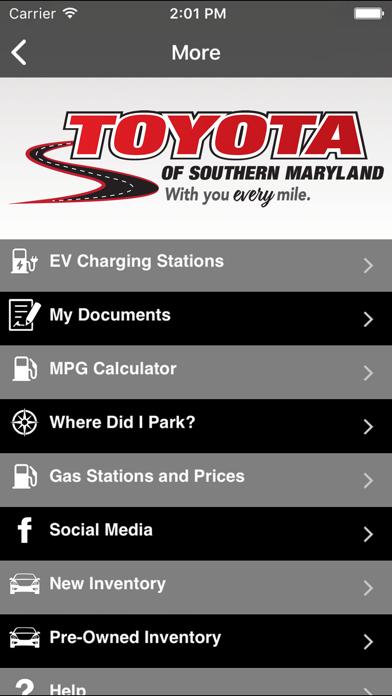 点击获取Toyota Southern MD Advantage