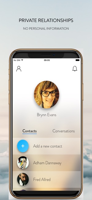 twinme private messenger on the App Store