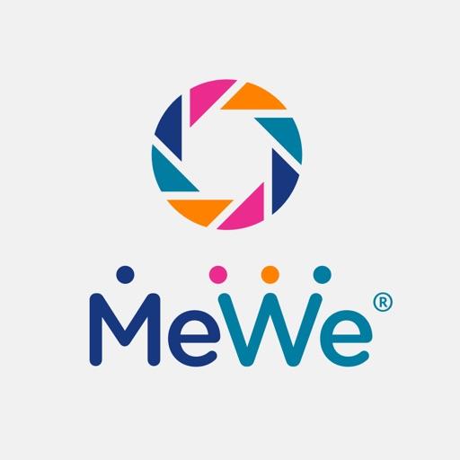 MeWe Camera: Fun Dual-Camera icon