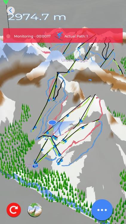 3DSkiTracks - Italy screenshot-5