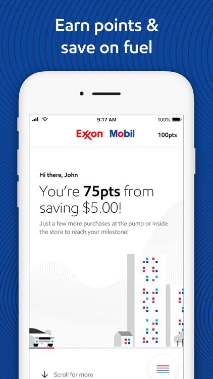 Exxon Mobil Rewards+