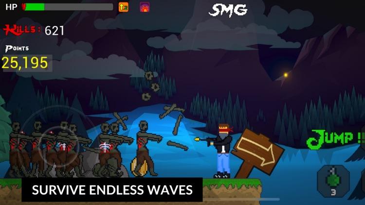 Zombies: Samson's Survival! screenshot-5