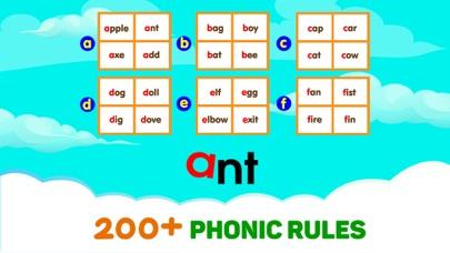 Monkey Junior: learn to read screenshot four
