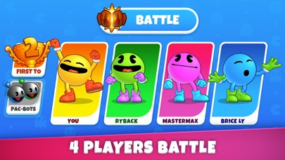 PAC-MAN Party Royale screenshot 2