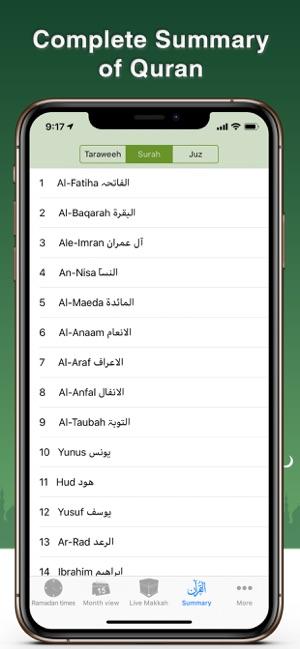 Ramadan 2020 Calendario.Ramadan Times On The App Store