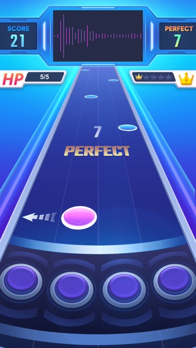 Tap Music 3D screenshot 5