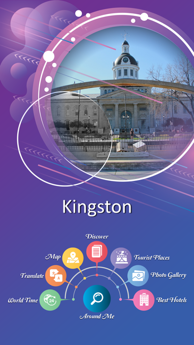 Kingston City Guide screenshot 2