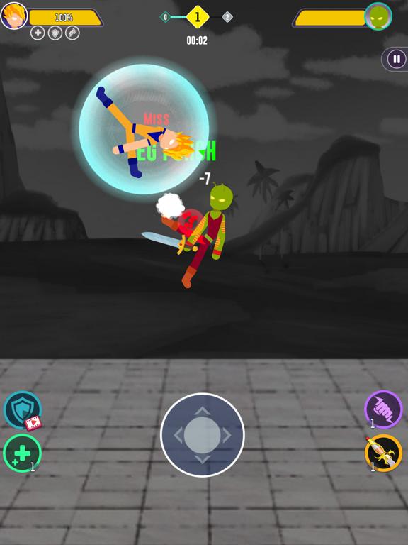 Stick Battle Fight screenshot 13