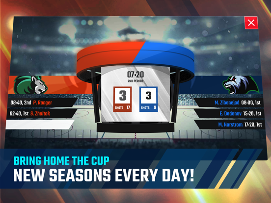 CBS Franchise Hockey 2018 screenshot 8
